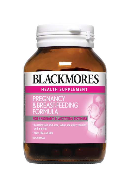 Pregnacy & Breastfeeding Formula
